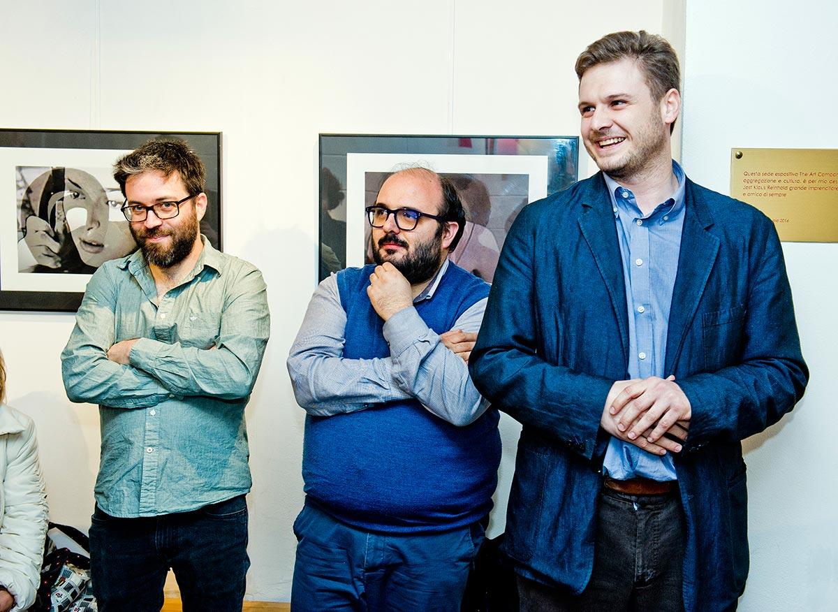 Andrea Marinelli: lo spettacolo dell'assemblaggio.